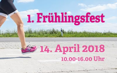 1. Frühlingsfest am 14.04.