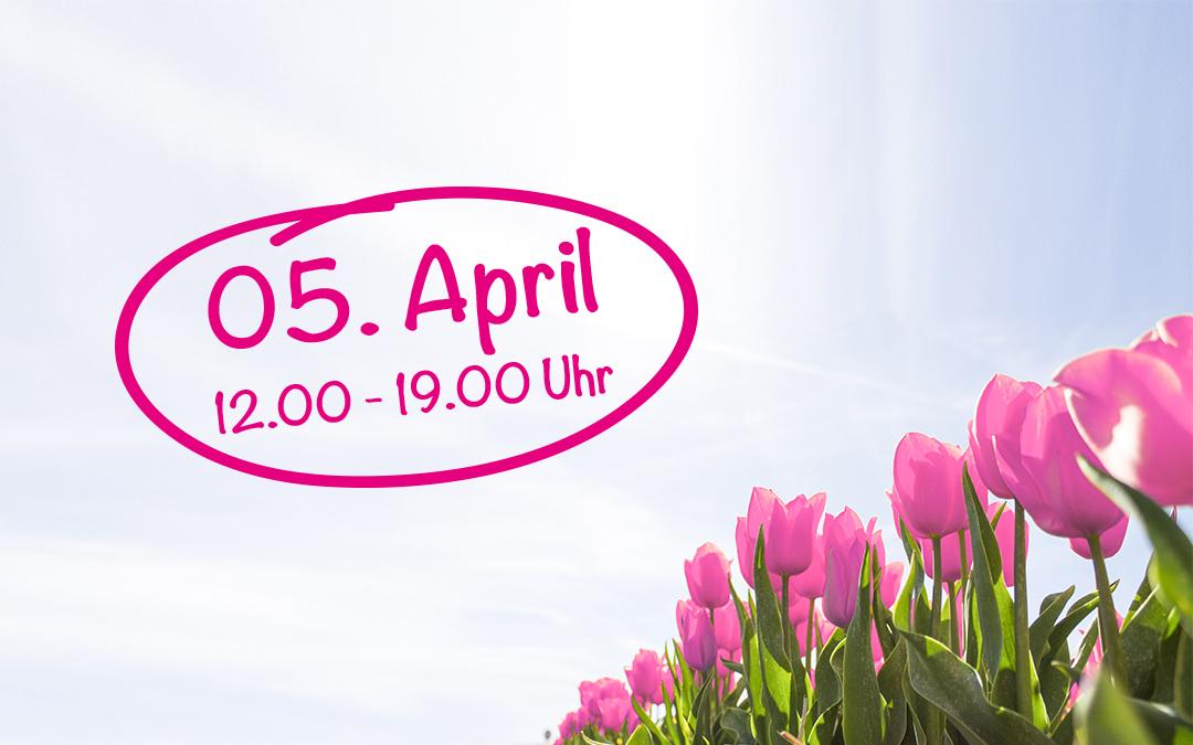 Frühlingsfest am 05.04.2019